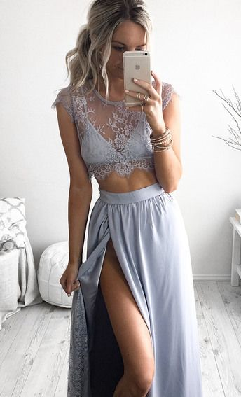 Charming Long Prom Dresses With Fashion