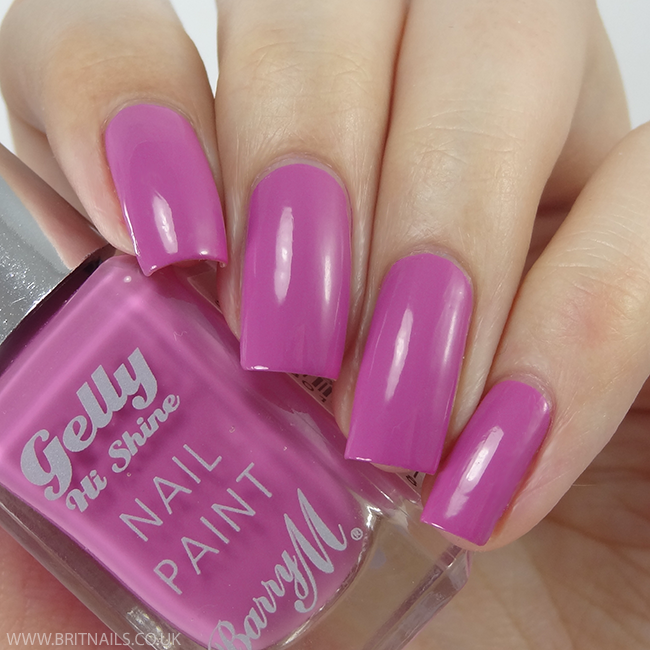 Barry M Gelly Sugar Plum