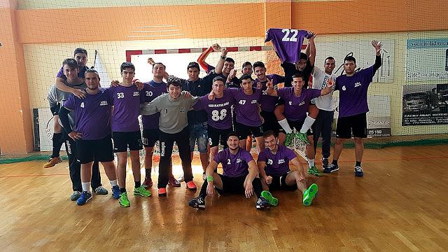 Η ομάδα χαντμπολ του 2ου ΓΕΛ Άργους προκρίθηκε στους 8 του Πανελλήνιου Σχολικού Πρωταθλήματος