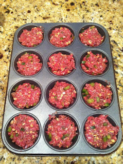 Make Meatloaf in a Muffin Pan – it cooks in 15 minutes!