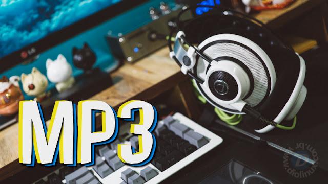 MP3 agora é grátis