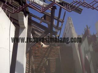Jasa Perbaikan atap rumah bocor