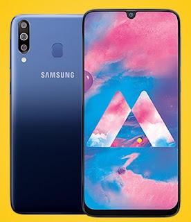 Spek dan Harga Samsung M30  5000 mAh RAM 6GB