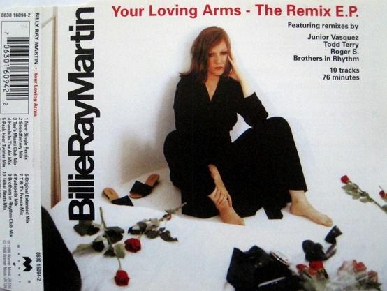 adcd85a7b2e Billie Ray Martin - Your Loving Arms (The Remix E.P.)