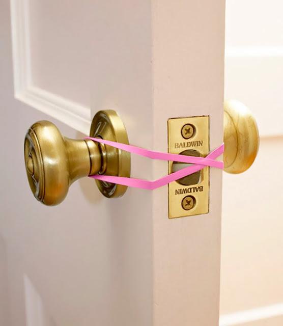 Laisser les portes ouvertes :