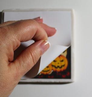 Halloween Coasters with Craft Attitude 6