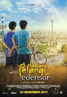 Download Laskar Pelangi 2: Edensor (2013) WEB-DL Full Movie
