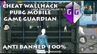 game guardian pubg aplikasi hack game android