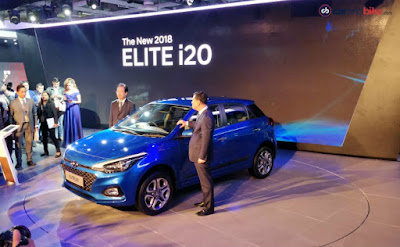 Auto Expo 2018: Hyundai launches i20 Facelift in India, starting price ₹ 5.34 lakh