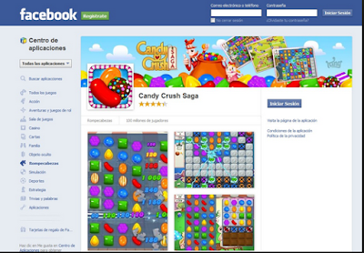 How Can I Play Candy Crush Saga Game On Facebook | Features of Candy Crush Saga - How To Play With Other Gamers