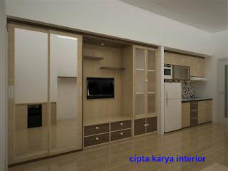 project-interior-apartemen-casa-de-parco-studio