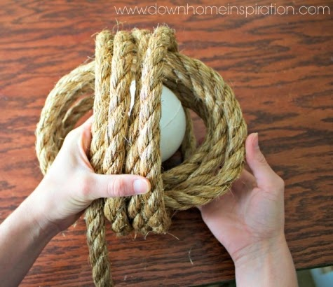 how to tie monkey fist knot