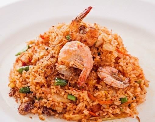 Resepi Nasi Goreng Tom Yam