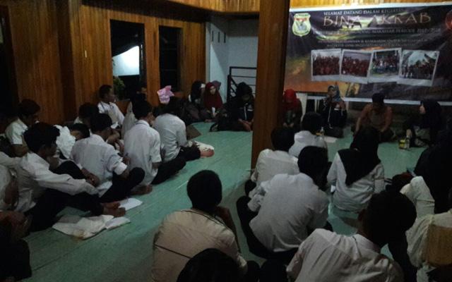 BEM Unsa Bina Akrab Di Tanjung Bayang