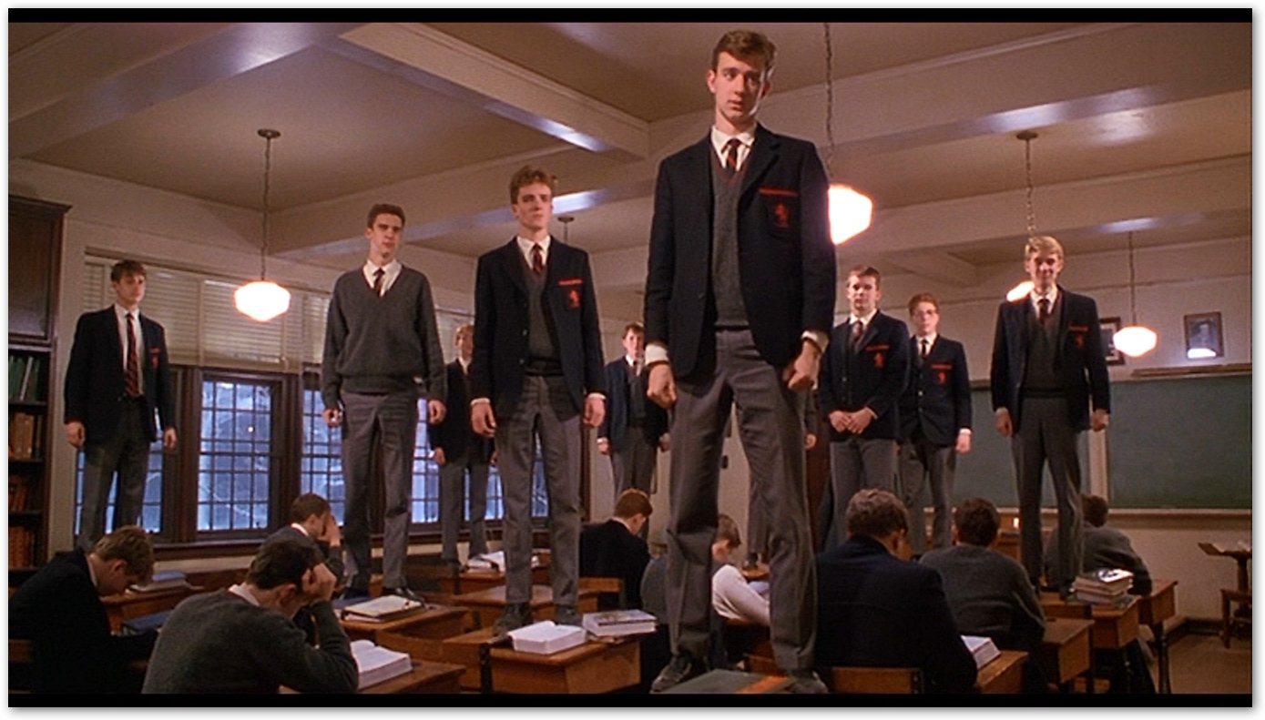 What I Love: The Message of Dead Poet's Society