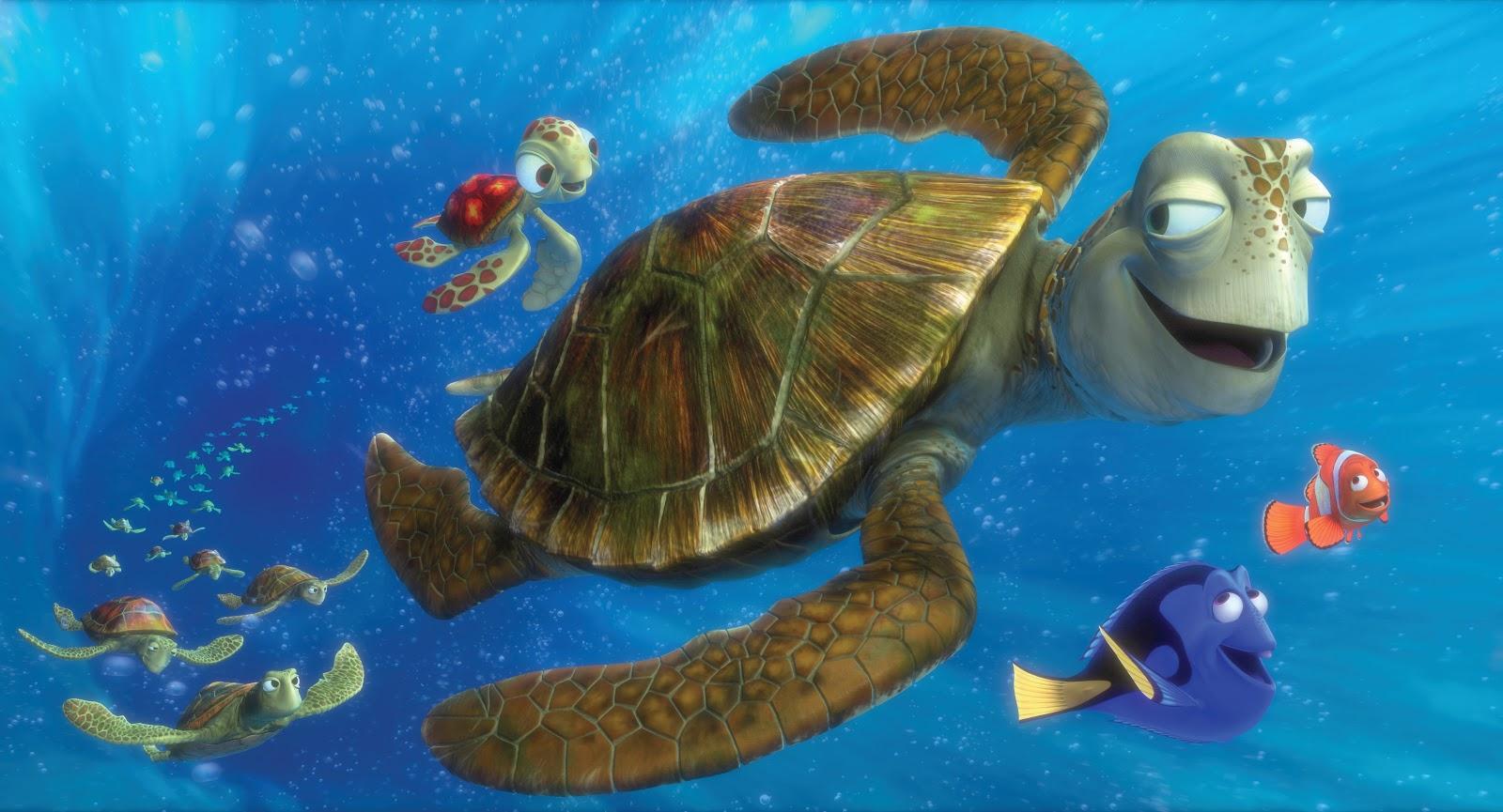 Finding Nemo 3-D. Trailer/Stills/Details. in UK cinemas ...