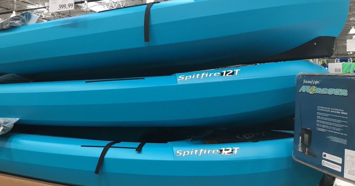 2 Person Kayak Costco >> Lifetime Products Emotion Spitfire 12T Tandem Kayak | Costco Weekender