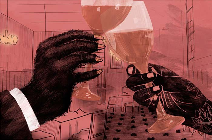 Ilustración, Reading de Alejandro Giraldo