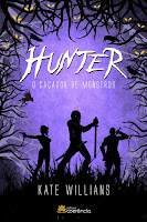 livro Hunter, Kate Willians