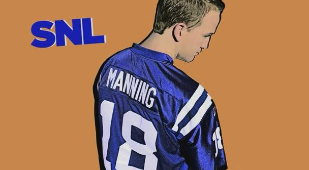 Peyton Manning on Saturday Night Live 2007: Season 32 ...