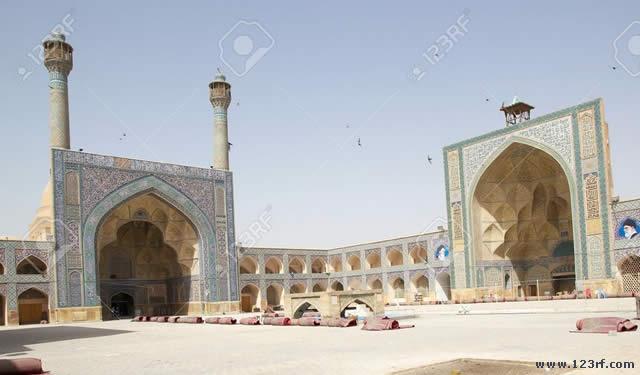 Grande Mesquita de Isfahan - Isfahan, Irã / Mosque of Isfahan - Isfahan, Iran