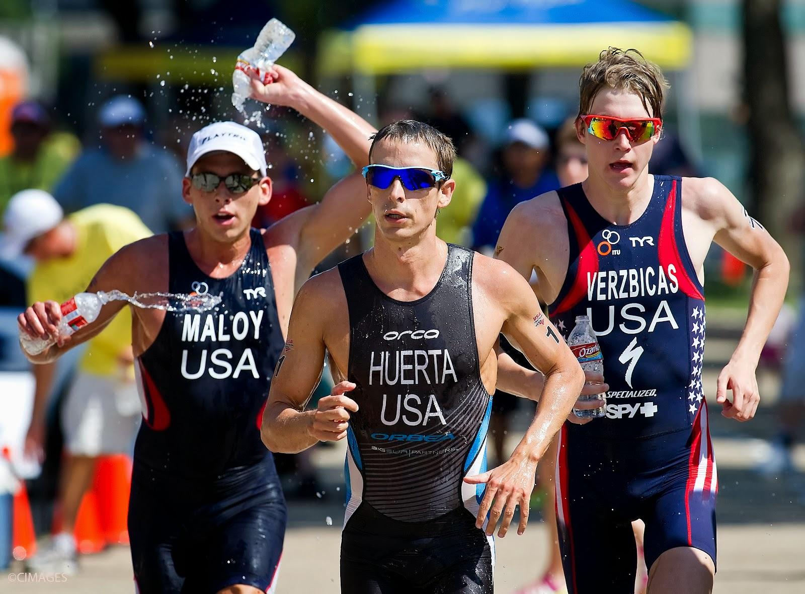 Male Athletes World: Triathlon: Korean national triathlete