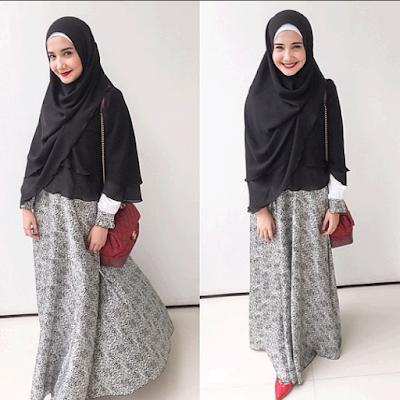 Model Baju Muslim Untuk ke Santai