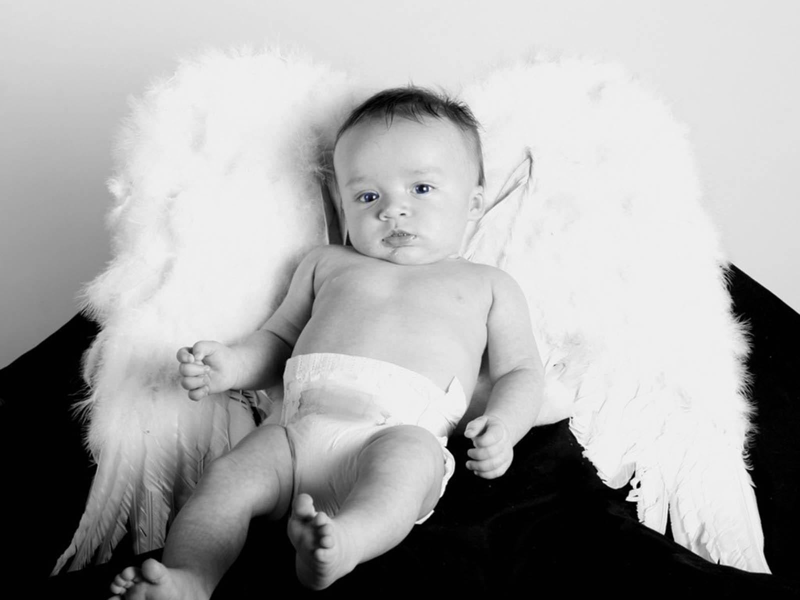 wallpapers: Angel Babies Wallpapers