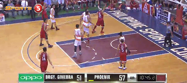 Phoenix def. Ginebra, 79-73 (REPLAY VIDEO) January 22
