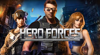 Hero forces Android Game