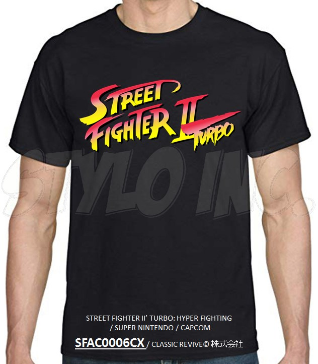 SFAC0006CX STREET FIGHTER II' TURBO: HYPER FIGHTING