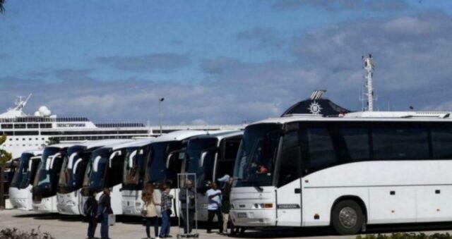 Αδυνατούν να καταβάλλουν το δώρο Πάσχα, χιλιάδες επιχειρήσεις οδικών επιβατικών μεταφορών