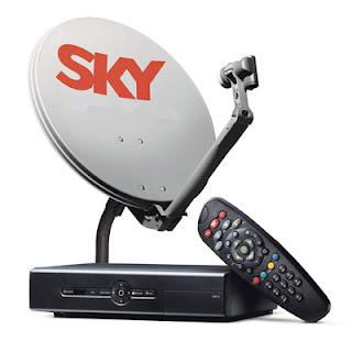 aa0b9ab0ee3 Como instalar a antena SKY LIVRE e liberar   habilitar os canais sem  mensalidades.