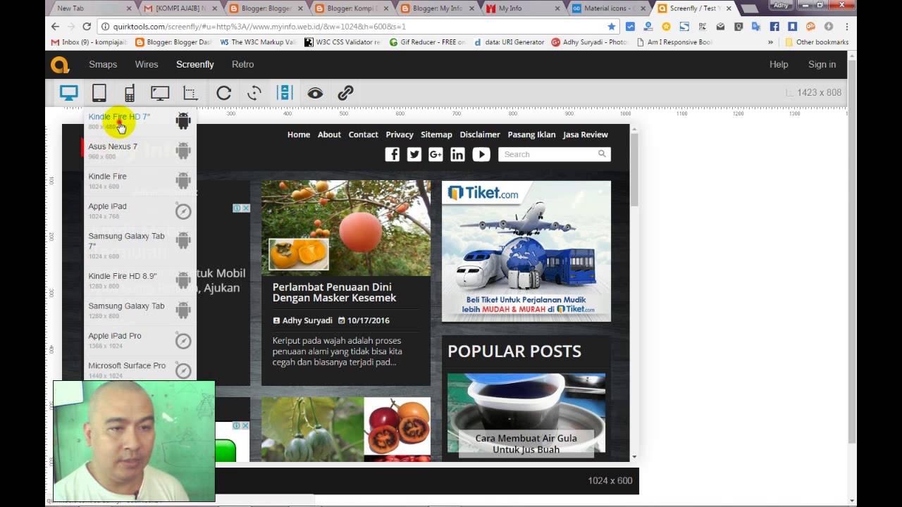 Merubah Blog Custom Template Menjadi AMP HTML Part 3