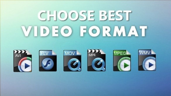 Choose Best Video Formats For Better Video Quality