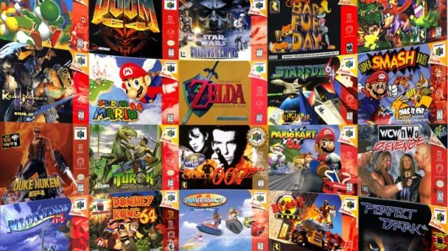 n64 games 640x359 - All Nintendo 64 N64 Games Download