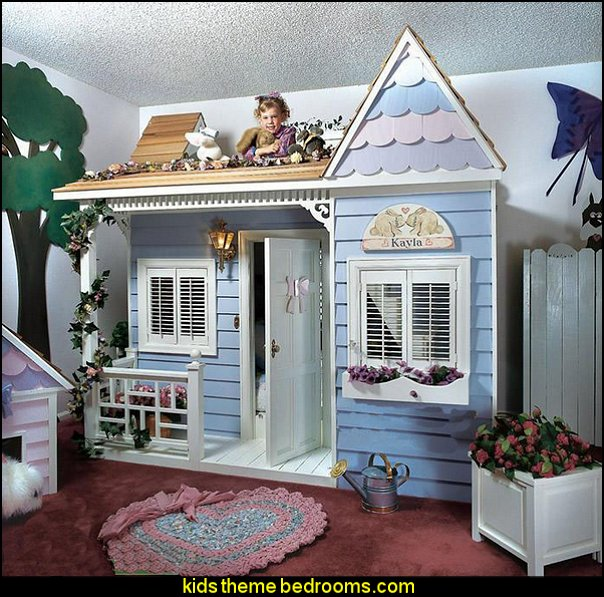 Garden Themed Kitchen Decor: Maries Manor: Garden Themed