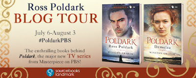 Ross Poldark Blog Tour banner