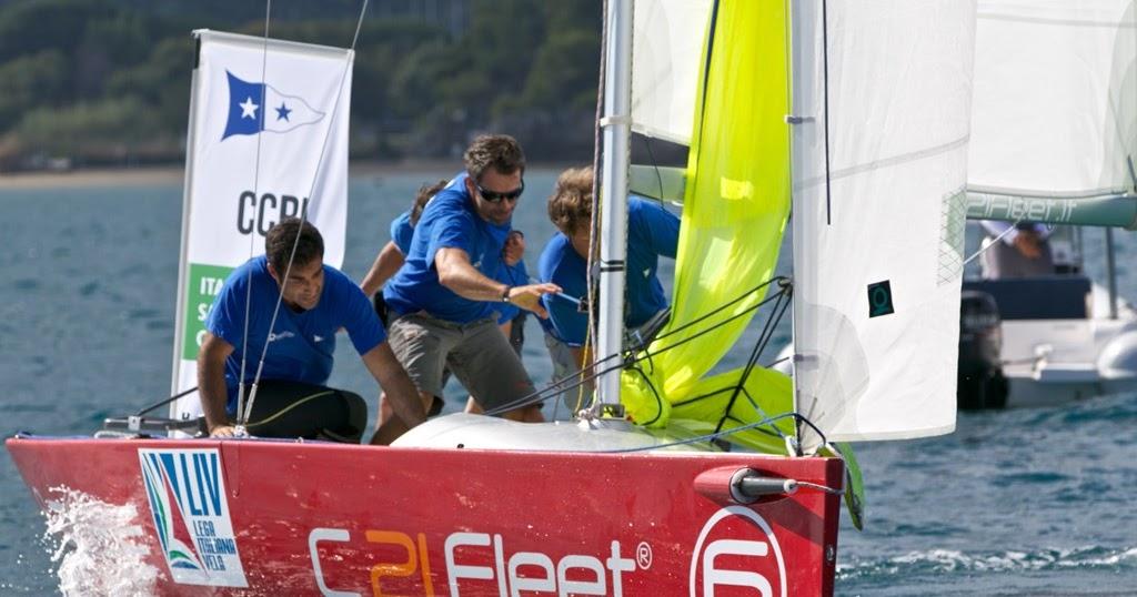 Selezione lega italiana vela di cala galera il circolo nautico e della vela argentario chiude in testa il day 1