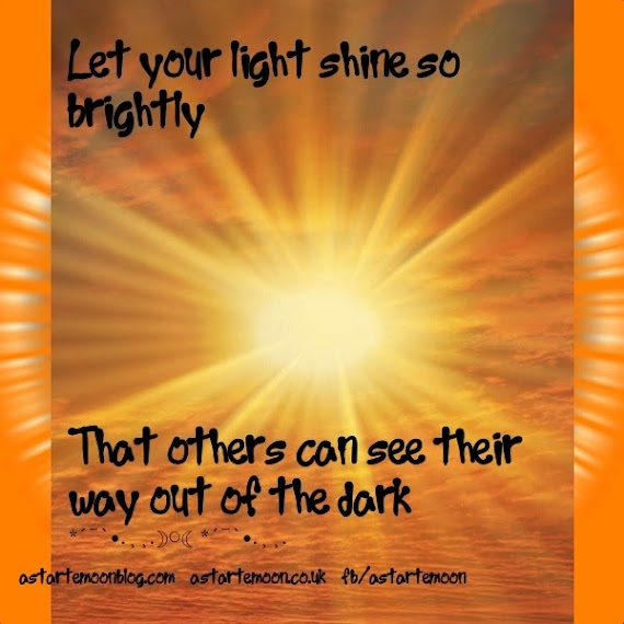 Awesome Let Your Light So Shine Quotes