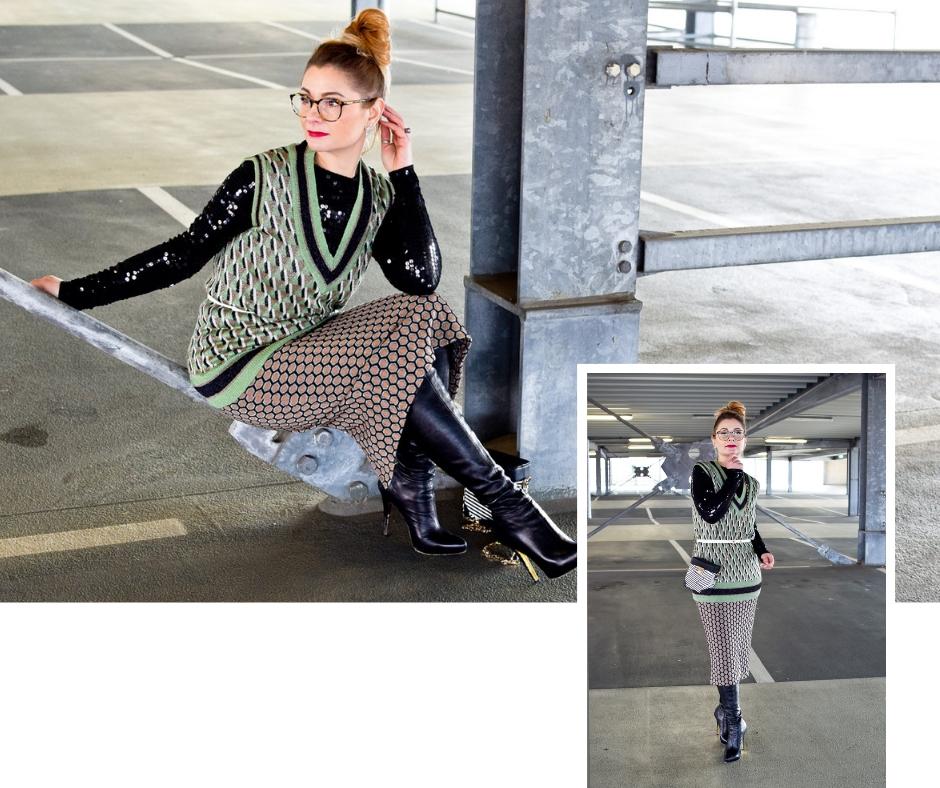 wie style ich einen Pullunder, Modetrend Pullunder