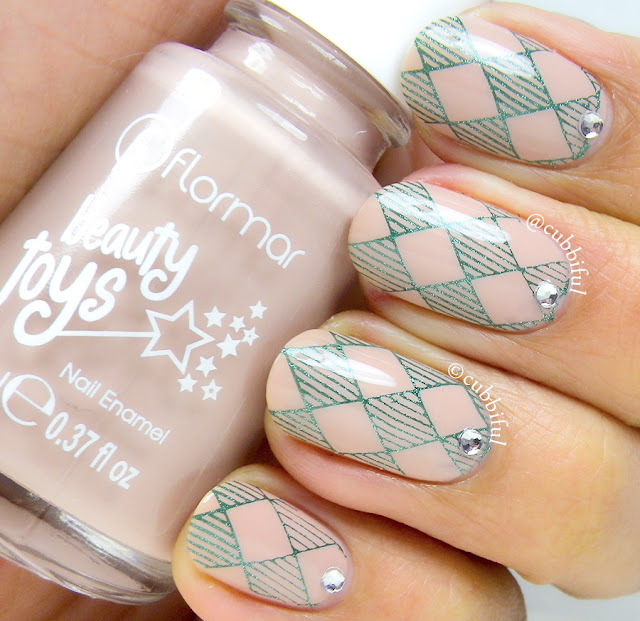 argyle stamping nails