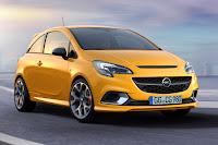 Opel Corsa GSi (2019) Front Side