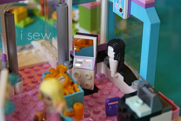 I Sew, Do You: LEGO Obsession Continues {the girly edition}