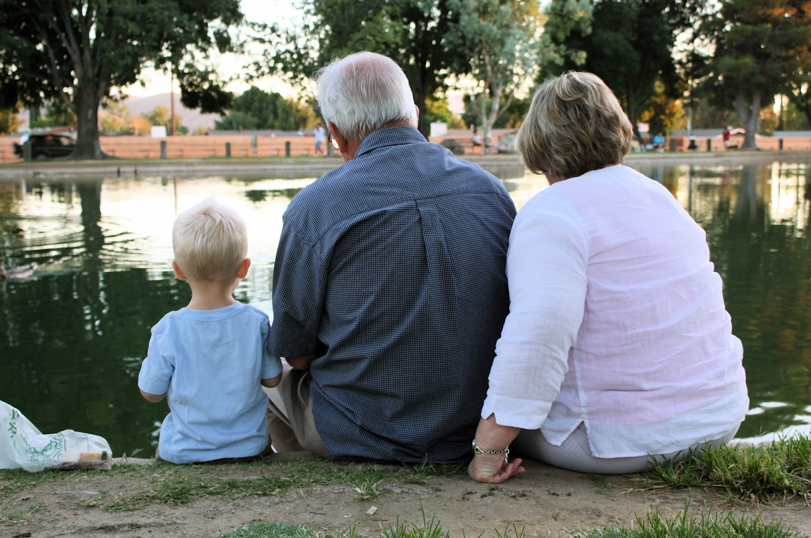 Child Protection Lessons: Grandparents caring for children