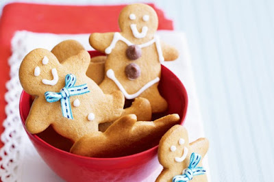 Gingerbread men desserts recipes