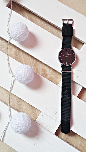 daniel welington, zegarek