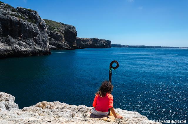 Las mejores playas del Algarve - la costa de Sagres