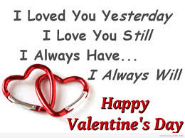 Latest Valentine Day 2016 Wishes