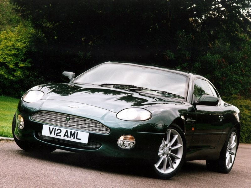 2002 Db7 Vantage Coupe Aston Martin DB7Kate Upton
